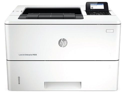 Impressora Laserjet Mono Hp M506dn Rede/duplex 45ppm