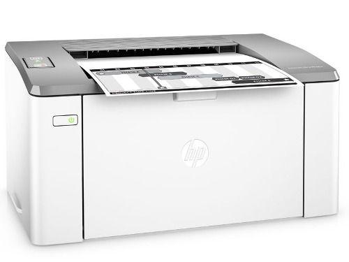 Impressora Laserjet Mono Hp Ultra M106w Wifi + 3 Toners