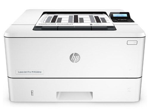 Impressora Laserjet Mono Pro M402dne Rede/duplex 40ppm - Hp