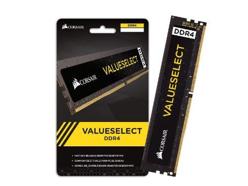 Memória Ram Dimm Ddr4 16gb 2400mhz Corsair Value Select Cl16