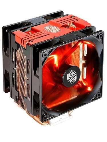 Cooler P/ Processador Hyper 212 Turbo Red Cooler Master