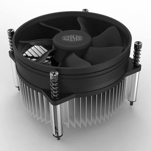 Cooler P/ Processador Intel 1156/1155/1151 I50 Cooler Master