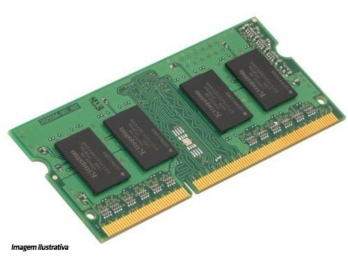 Memória Ram Sodimm 4gb Ddr3 1600mhz Low Voltage Kingston
