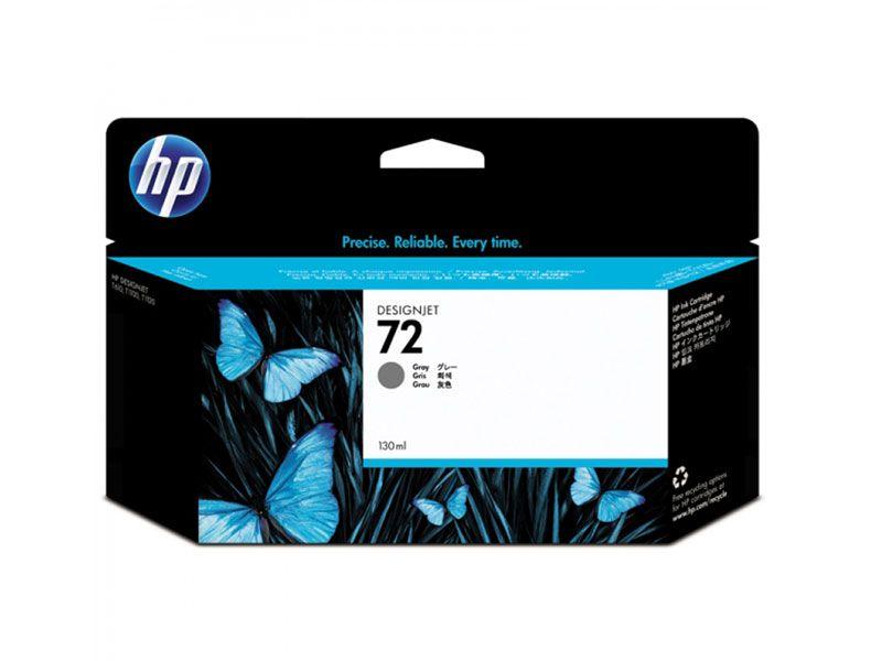 CARTUCHO DE TINTA PLOTTER HP C9374AB HP 72 CINZA 130 ML