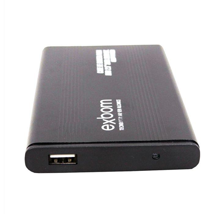 CASE PARA HD 2.5 SATA SLIM EXT CGHD-10 PRETO