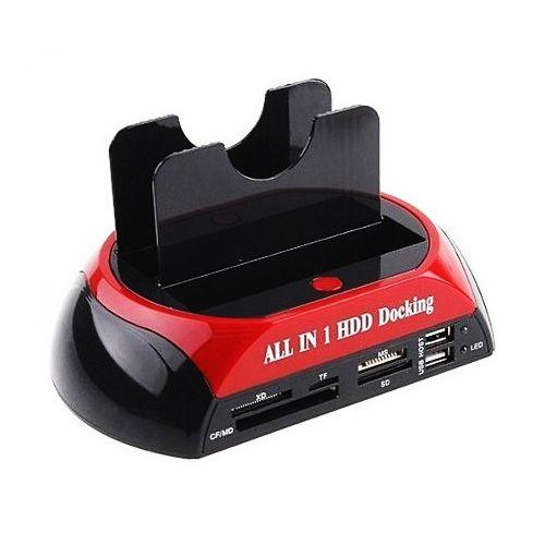 CASE PARA HD 3.5 E 3.5 USB SATA 2.0 IDE E SATA FAHD-10 FEASSO