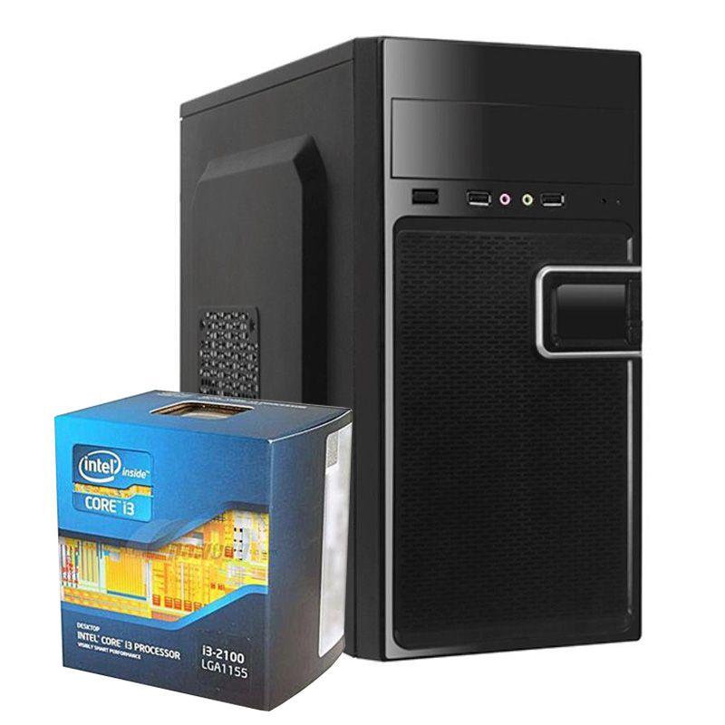 COMPUTADOR KIT WORK/HOME INTEL I3 2100 8GB HD 1000GB