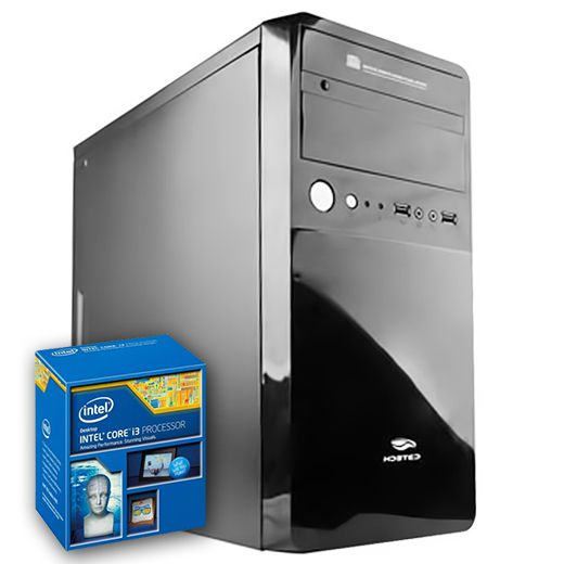 COMPUTADOR KIT WORK/HOME INTEL I3 2100 8GB HD 500GB