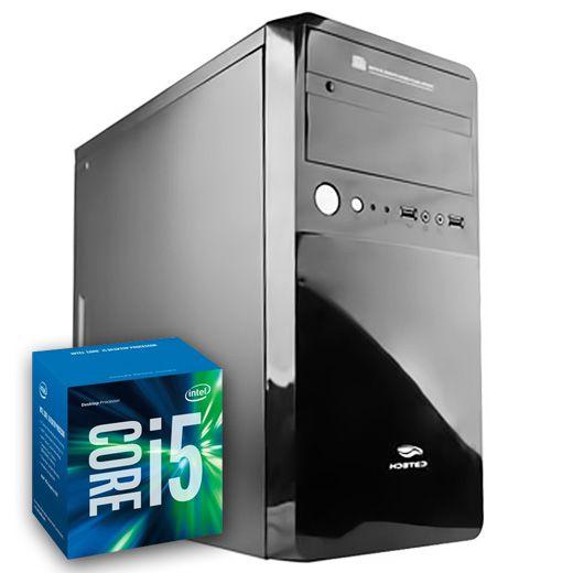COMPUTADOR KIT WORK/HOME INTEL I5 7400 4GB 500GB