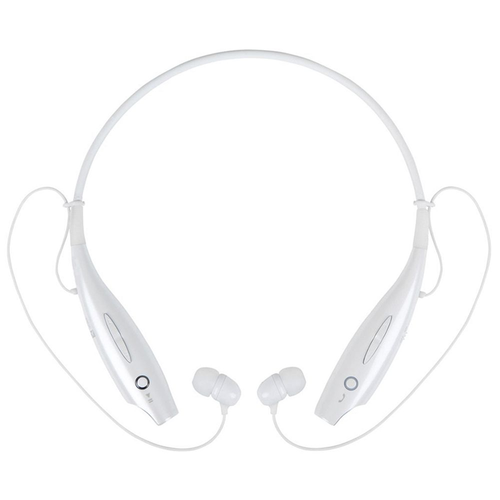 Fone de ouvido Hardline HPS 730 Bluetooth Branco