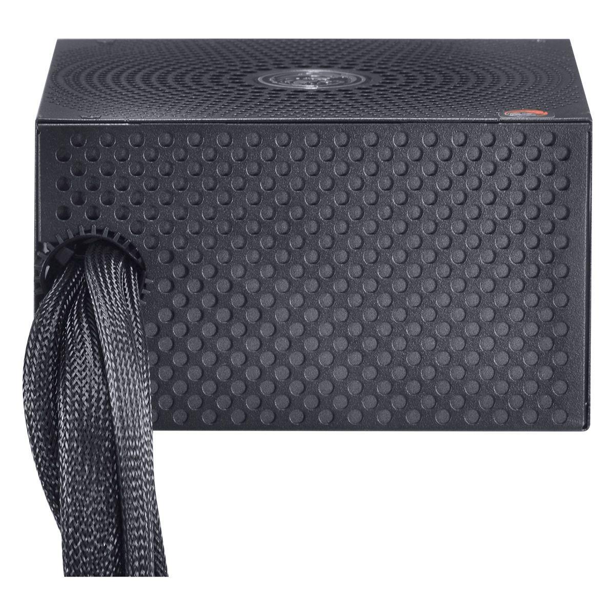 FONTE ATX 500W REAL ELECTRO V2 SERIES 80 PLUS WHITE 3 ANOS - ELV2WHPTO500W