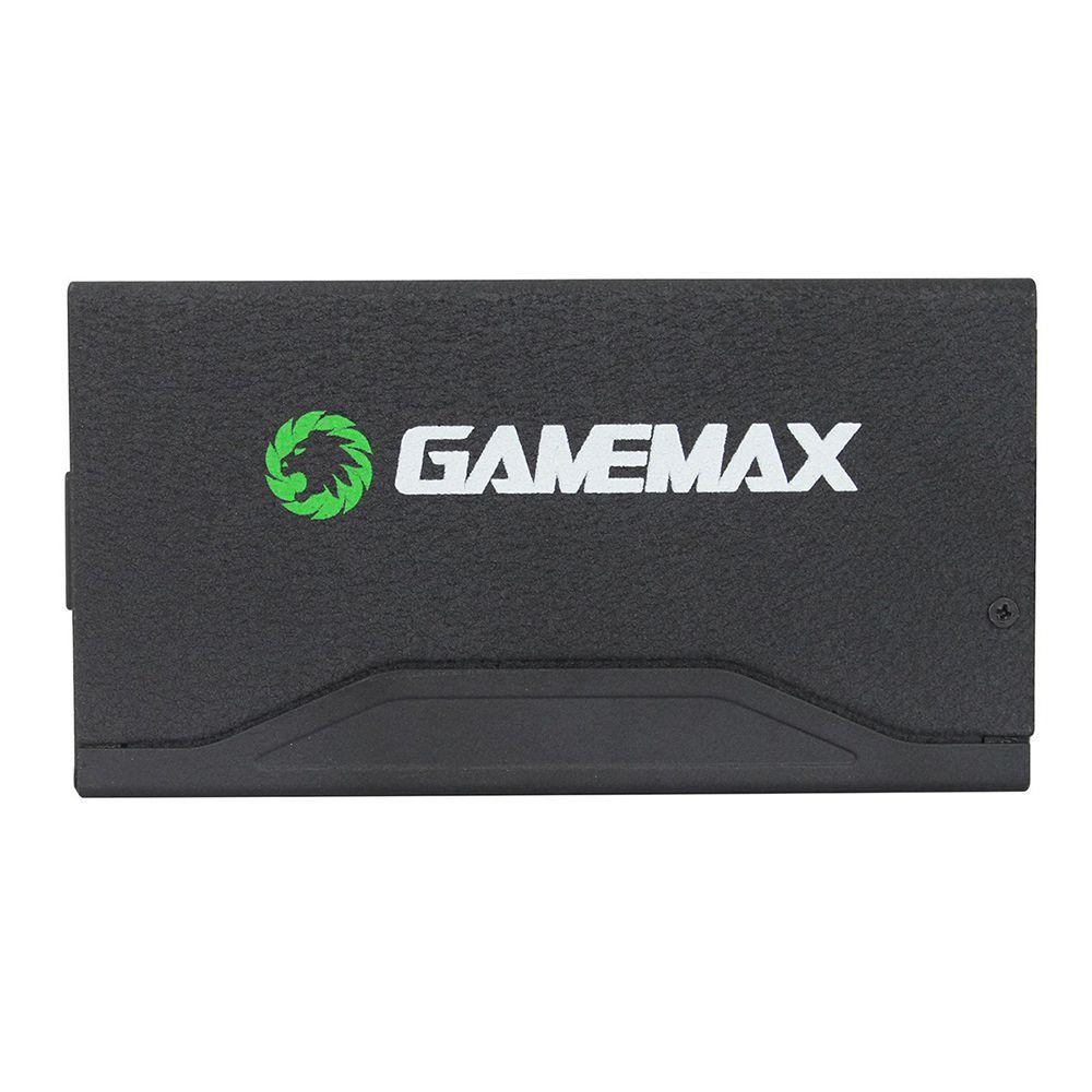Fonte Atx Gamemax GM600 600w 80plus Semi Modular