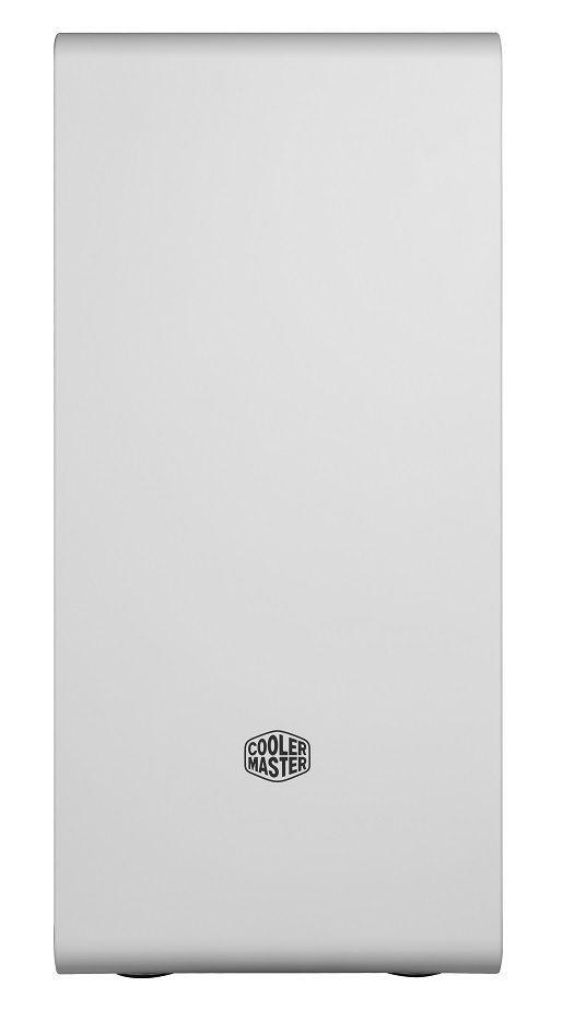 GABINETE MASTERBOX MS600 - WHITE - VIDRO - MCB-MS600-WGNN-S00