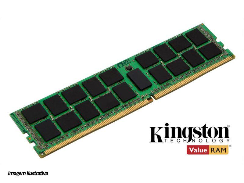 MEMÓRIA SERVIDOR DDR4 PROPRIETÁRIA LENOVO KINGSTON KTL-TS424/32G 32GB DDR4 2400MHZ CL17 ECC DIMM X4 1.2V