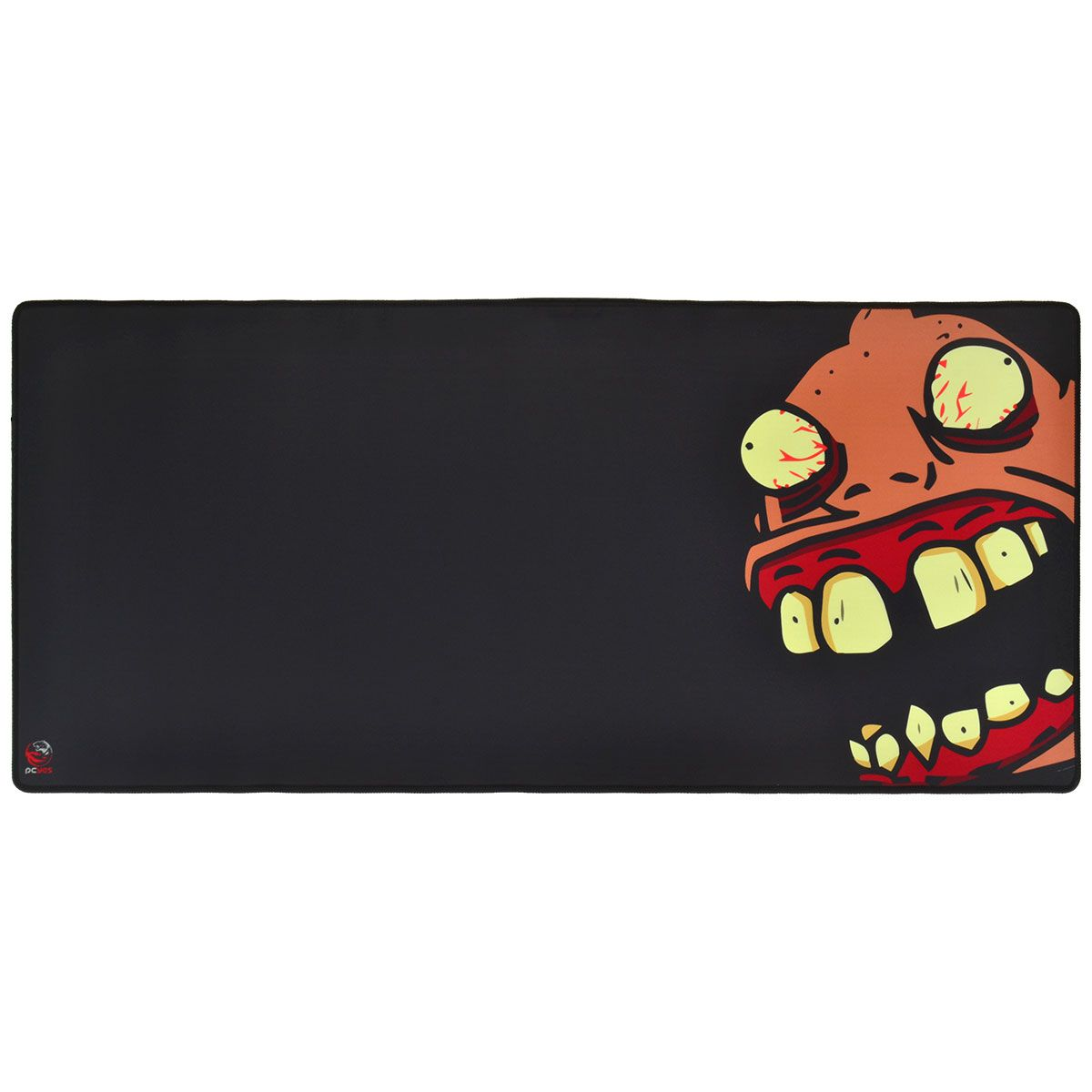 MOUSE PAD HUEBR PRETO EXTENDED 900X420MM - HPE90X42