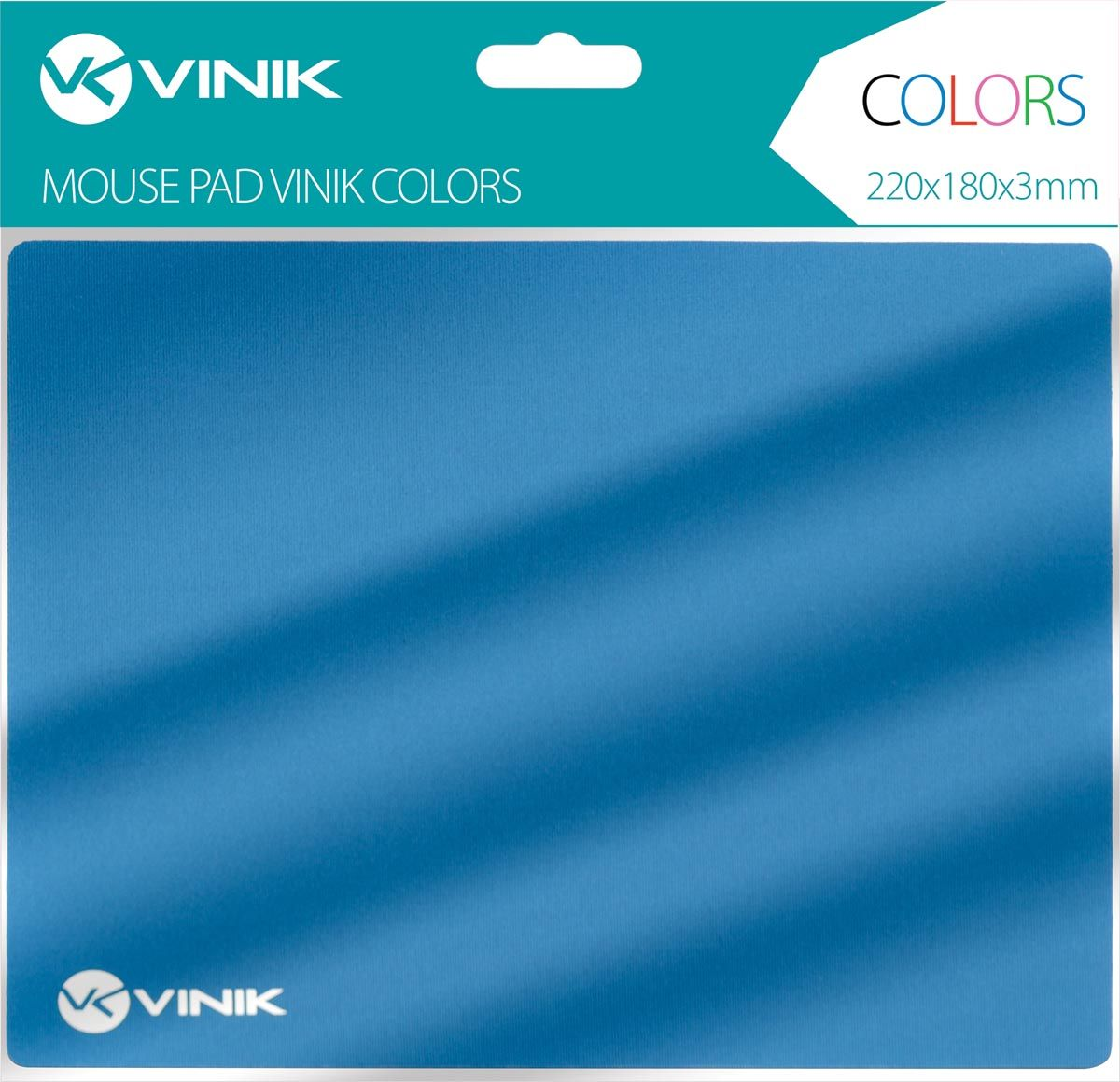 MOUSE PAD VINIK COLORS AZUL