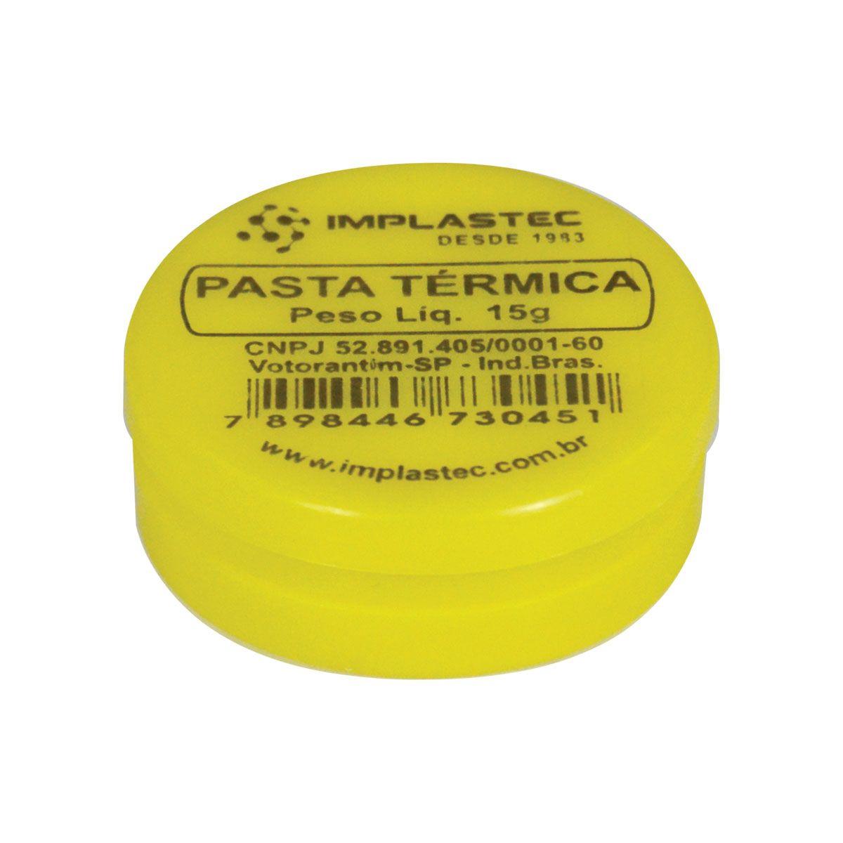 PASTA TÉRMICA POTE 15G
