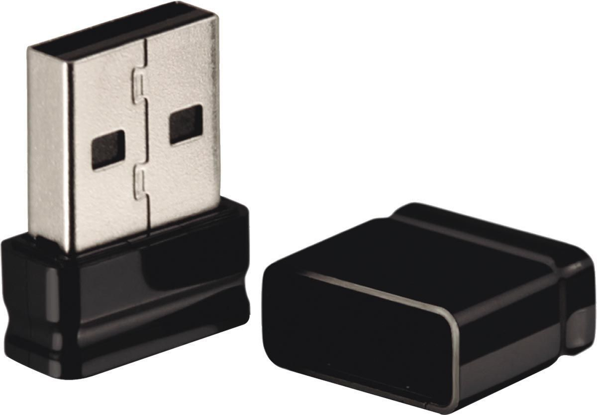 PEN DRIVE NANO 8GB PD053 PRETO