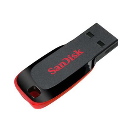PENDRIVE USB 2.0 32GB CRUZER BLADE Z50 SANDISK SDCZ50-032G-B35