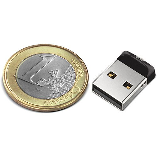 PENDRIVE USB 2.0 32GB CRUZER FIT Z33 SANDISK SDCZ33-032G-G35
