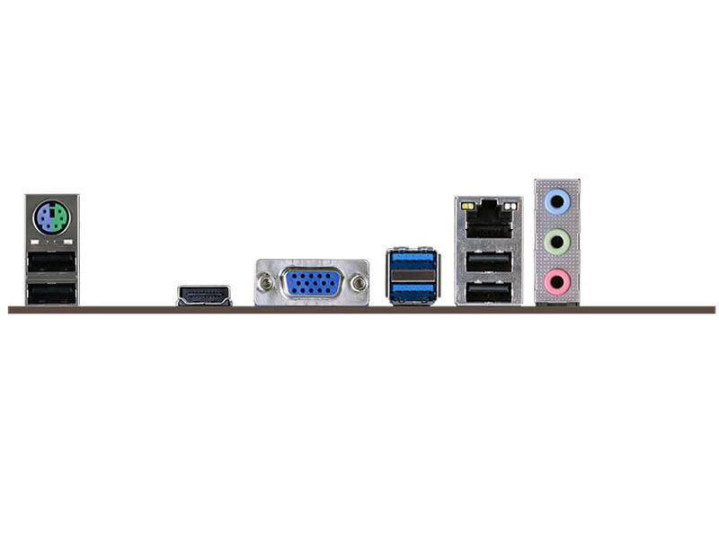 PLACA MAE DESKTOP LGA 1151 INTEL CENTRIUM C2018-H310CH5-M2 MATX DDR4 2666MHZ CHIPSET H310 HDMI VGA PPB BOX