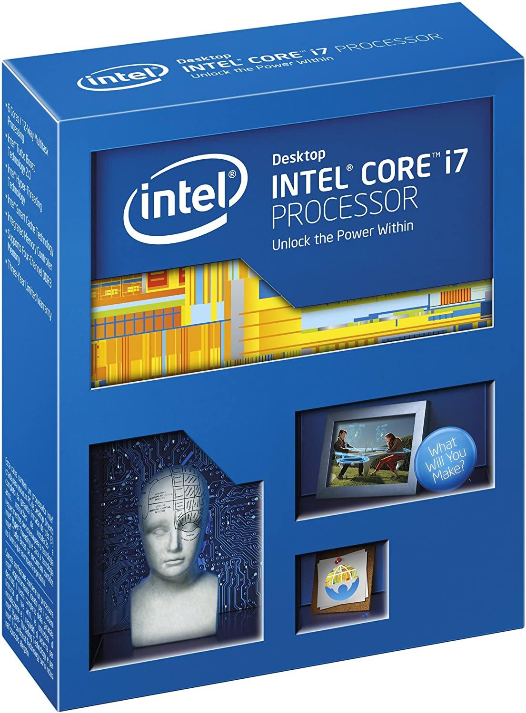 Processador Intel Core I7-4960x 3.6ghz 15mb Cache Dmi 5gts