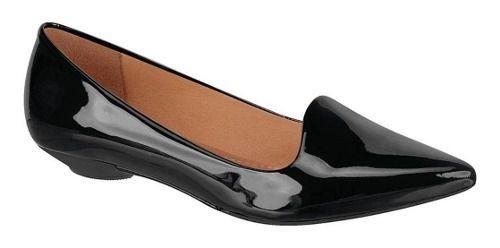Sapato Sapatilha Bico Fino Vizzano Verniz 1131.529 Feminino