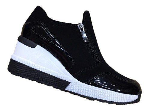 Tênis Sneaker Quiz Plataforma Anabela 6737923 Feminino