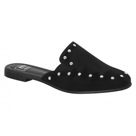 Mule Moleca Sapato Sapatilha Conforto 5722.102 Feminino