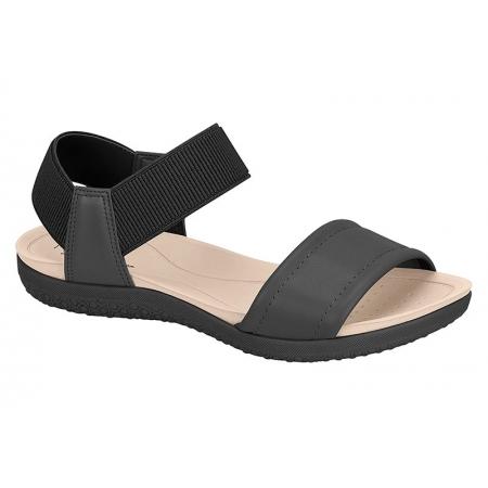 Sandália Modare Salto Baixo Confortável 7125.226 Feminino
