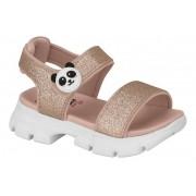 Sandália Molekinha Papete Confortável Leve 2713 Bebê Menina