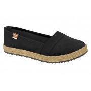 Sapatilha Sapato Moleca Casual Elástico 5696.100 Feminino