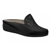 Sapato Piccadilly Mule Anabela Confortável 117059 Feminino