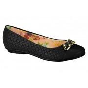 Sapato Sapatilha Moleca Casual Confortável 5094.1304 Feminino