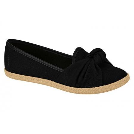 Sapato Sapatilha Moleca Casual Conforto Nó 5287.265 Feminino