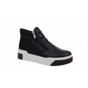 Tênis Quiz Sneaker Cano Alto Bota Conforto 651837 Feminino