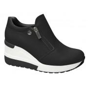 Tênis Quiz Sneaker Plataforma Anabela 661852 Feminino