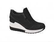 Tênis Sneaker Quiz Plataforma Anabela 661852 Feminino n