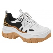 Tênis Vizzano Sneaker Chunky Tratorado 1363.100 Feminino