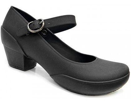 Sapato Boa Onda Uniforme Anatômico Conforto 1208 Feminino