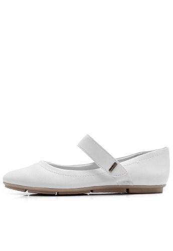 Sapato Comfortflex Hospitalar 1863302 Feminino Branco