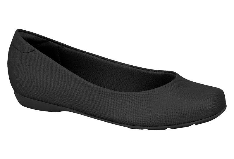 Sapatilha Modare sapato De Uniforme 7016.400 Feminino Preto