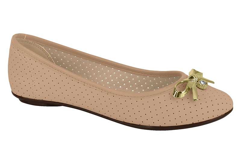 Sapatilha Moleca Laço 5291. Sapato Feminina Casual