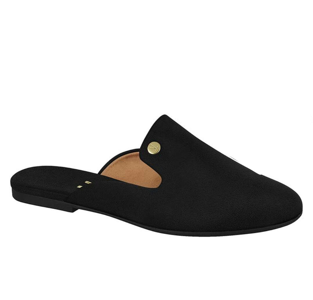 Sapato Mule Vizzano Sapatilha 1313.207 Feminino Preto
