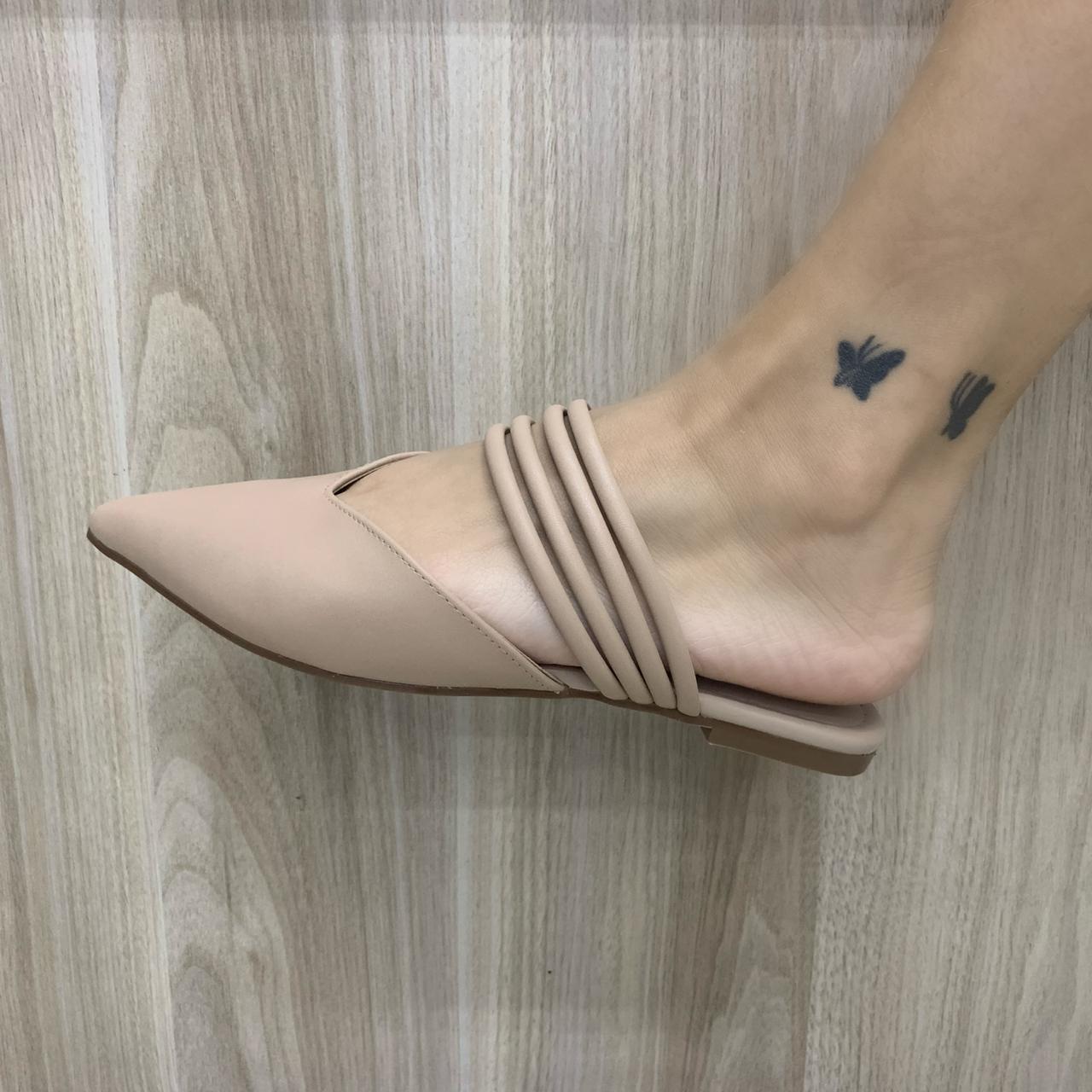 Sapato Mule Vizzano Sapatilha Confortável 1269.129 Feminino