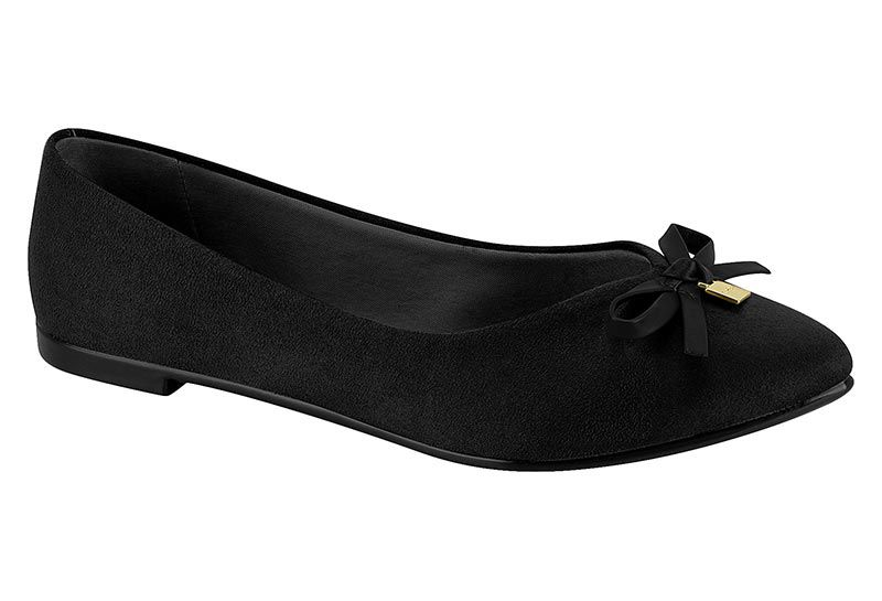 Sapato Sapatilha Moleca Casual Laço Conforto 5635.138 Feminino