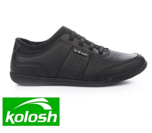 Tênis Kolosh Casual Sem Cadarço Elástico C1309 Feminino