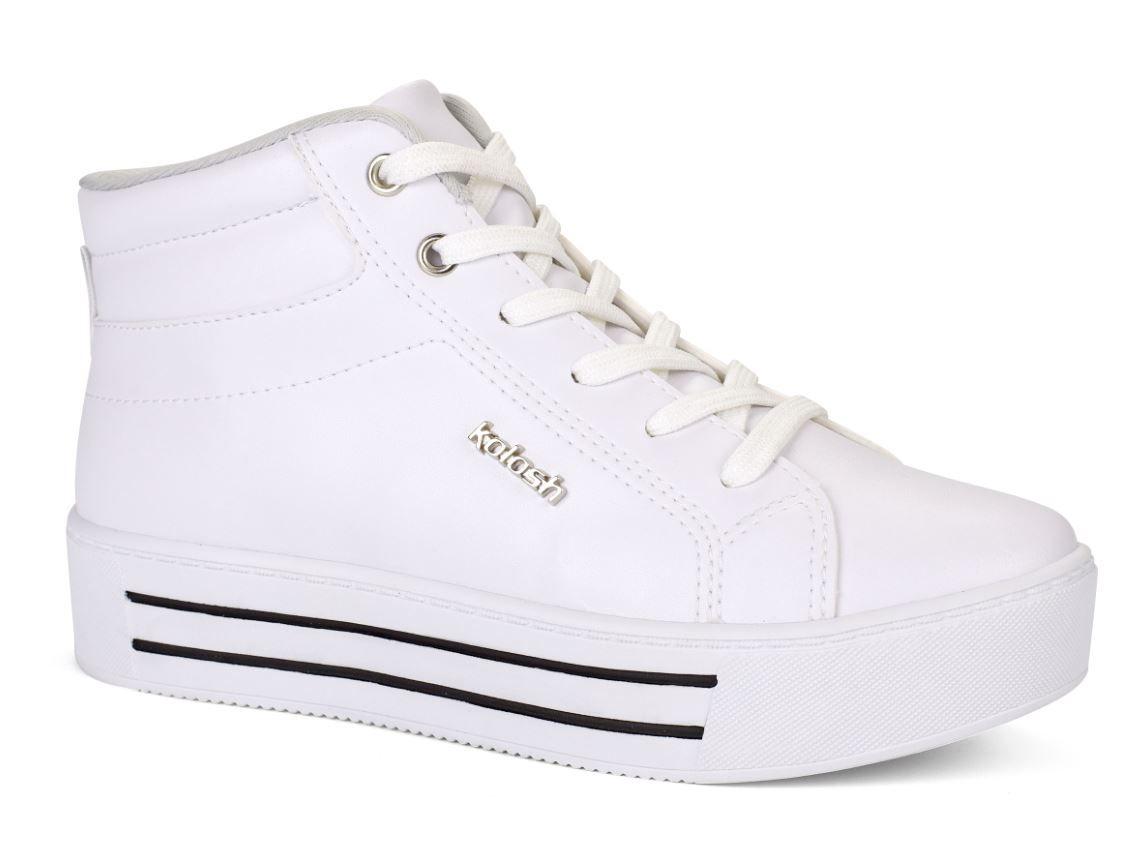 Tênis Kolosh Sneaker Cano Alto Bota C1842 Feminino