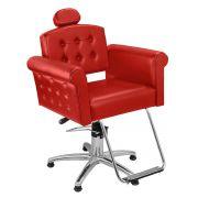 Cadeira de Cabeleireiro Elegance Encosto Fixo - Pentapé