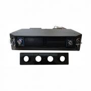 Caixa evaporadora universal pequena 24 volts - 4 duifusores